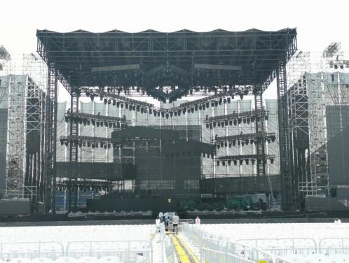 Truss for Super Star Concert